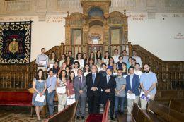 Primera promoción de la Cátedra de formación de expertos en diabetes