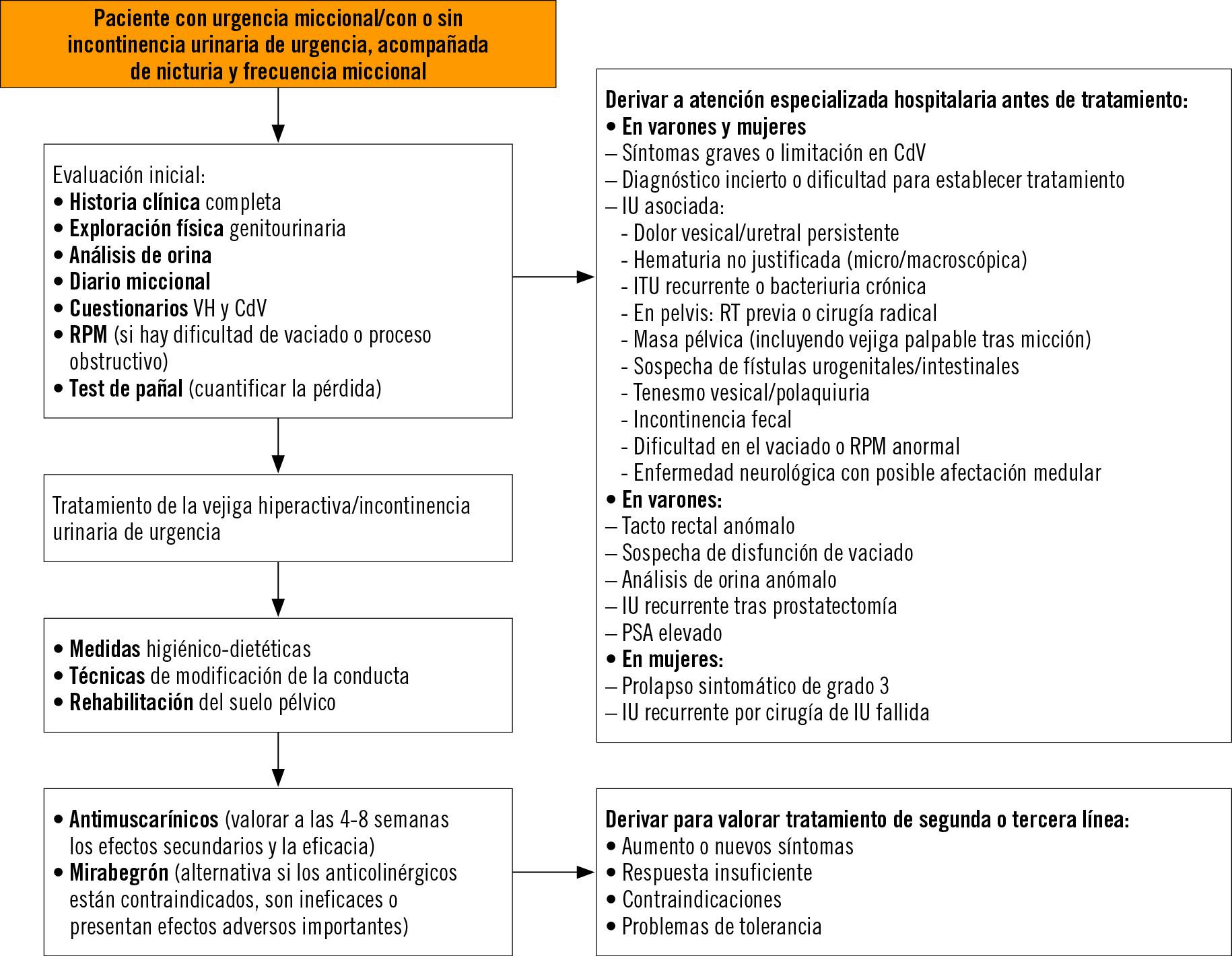 prueba de embarazo positiva cálculos de próstata y vejiga